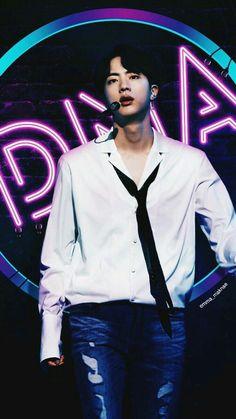 Jin Follow me on instagram! @i.love.k_pop_ #Bts #Jin