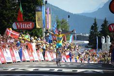 2014 18/7 rit 13 Chamrousse > Victoire pour NIBALI, Le Maillot Jaune remporte sa 3ème étape sur le Tour 2014