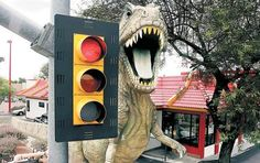 Tucson Oddity: Inspired by owners' son, T. rex greets McDonald's passers-by. Learn more: http://azstarnet.com/news/local/tucson-oddity-inspired-by-owners-son-t-rex-greets-mcdonald/article_7af68116-8b2c-510c-8546-47df65ddaa43.html