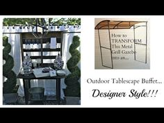 Outdoor Living Spaces SPRING COLLAB 2017