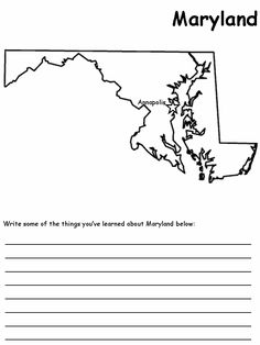 md coloring pages - photo#24