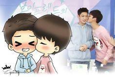 Jo twins fanart  ©Eyewong