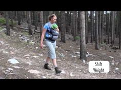 3 Tips for Hiking with a Baby in a Front Carrier