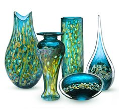 Art Glass Collections   Wimberly Glassworks .. wow, this is beautiful!