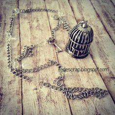 FedeScrap: bijoux  I love it...