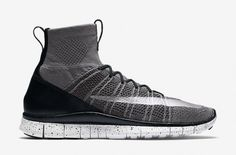 3a3a951423d This Monochromatic Nike Free Flyknit Mercurial Superfly Is Available Now  Roshe Shoes