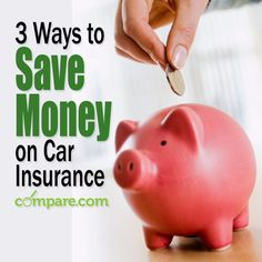 How to Save Money on Car Insurance: http://www.compare.com/auto-insurance/guides/3-ways-to-save.aspx