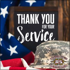 Just want to say Thank You to all of our veterans for their selfless service to our country. We appreciate you! #VeteransDay #ThankYou