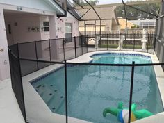 Pool Fences In Clermont - Call Baby Barrier Pool Fence of Central Florida to have a new pool fence installed in Clermont, Florida! #PoolFence #PoolSafety #BabyBarrier