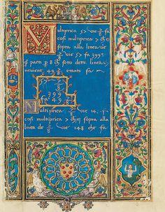 Tratado de Aritmética de Lorenzo el Magnífico