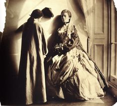 The first fashion photographer: Clementina, Lady Hawarden | The ...