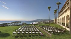 A special view for your special day at The Ritz-Carlton, Laguna Niguel