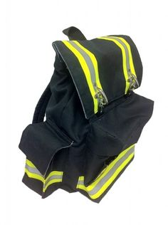 FDNY Firefighter shirts, patches and pins. Quick shipping of all FDNY products - Bunker Gear Backpack - NY FIRESTORE
