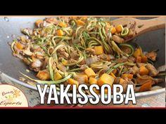 Yakissoba low carb: um prato delicioso e muito saudável