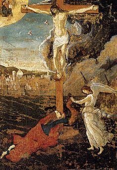 Crocifissione simbolica