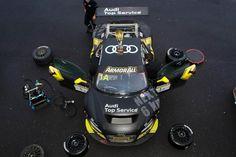 Superbe Audi R8 engagée par Audi Australia qui remporte les 12 Heures de Bathurst.