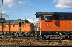 RailPictures.Net Photo: MILW 750 Chicago, Milwaukee, St. Paul & Pacific FM H10-44 at Portage, Wisconsin by Tom Farence