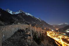 Fort du Replaton, Modane, Savoie, Rhône-Alpes © Bruno Pasdeloup