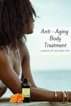 Most anti-aging products only focus on protecting and healing facial skin. The rest of your body ages at the same rate, but only receives a fraction of the care. Our Anti-Aging Body Treatment is made with ingredients that address this imbalance, and provide the necessary nourishment for body skin.