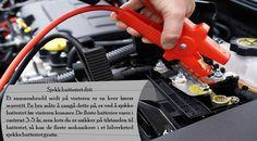 Batteri Kaldt vær er tøft for batteriene. Få batteriet og ladesystemet sjekket i forhold til optimal ytelse, dette er spesielt viktig nå som så mange har datastyrte sikkerhetssystemer som trekker batterikraft. #piggfriedekk