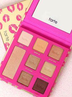 Tarte just dropped their first fragrance ever called Sweet Tarte as well as their new Make Magic Happen Eyeshadow Palette, Dream Big Eyeshadow Palette, Rai