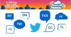 Twitter, la red de las abreviaturas