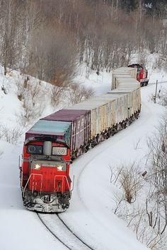 Atlantis, Choo Choo Train, Train Engines, Diesel, Japan, Outdoor, Trains, Winter Christmas, Landscapes