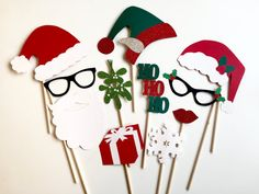 11-Piece Christmas Santa Mrs Claus Elf Present by BHWDesign