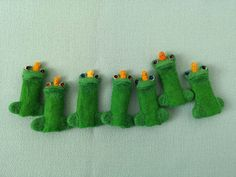 Yoshi, Puppets, Fictional Characters, Sheep, Faces, Felting, Handarbeit, Kids, Fantasy Characters