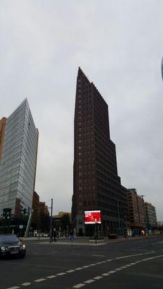 Potsdamer Platz in Berlin, Berlin
