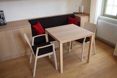 gemütliche #Sitzecke in #Küche  © www.buchenblau.de