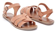 ZOE all leather sandals are cute and comfortable-great everyday sandal.