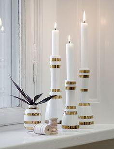 Die neue Omaggio-Christmas-Edition von Kähler Design, jetzt bei elbdal-Wohnaccessoires