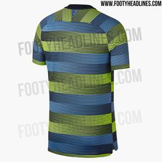 1ce33c94f Exclusive  Insane Manchester City 18-19 Pre-Match Jersey Leaked - Footy  Headlines