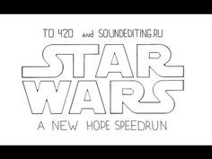 Dear Star Wars for dummies followers this movie is so cool , Star Wars Episode IV: A New Hope told in 1 minute :-)
