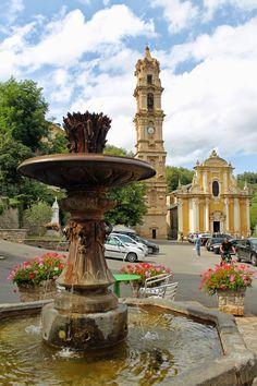 La Castagniccia, Corse