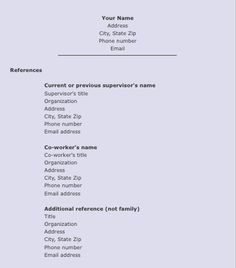 Resume Reference Page Template Image Result For 2017 Popular Resume Formats Administration  2017