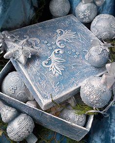 Набор шаров елочных by Ivanna KHOTIAN