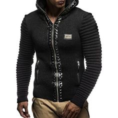 They're finally here! Hoodies Sudaderas... http://vinnysdigitalemporium.com/products/hoodies-sudaderas-mens-leisure-zipper-jacket-casual-hoodie-sweatshirt-slim-fit-1?utm_campaign=social_autopilot&utm_source=pin&utm_medium=pin #blackfriday #christmas #shopping