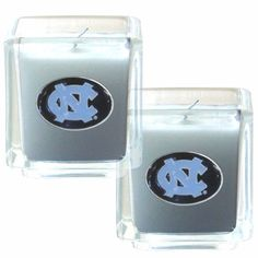 """Checkout our #LicensedGear products FREE SHIPPING + 10% OFF Coupon Code """"Official"""" N. Carolina Tar Heels Scented Candle Set - Officially licensed College product 2 glass candles 2 x 2 inch candles Lightly vanilla scented N. Carolina Tar Heels metal emblems - Price: $31.00. Buy now at https://officiallylicensedgear.com/n-carolina-tar-heels-scented-candle-set-c2cd9"""