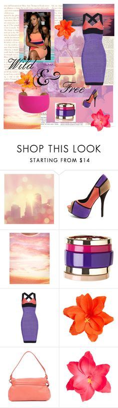 """""""Wild and Free"""" by couldbecassie ❤ liked on Polyvore featuring Charlotte Russe, ASOS, Ted Rossi, By Malene Birger, Isharya, Lutz Huelle, Chloé and nyfw"""