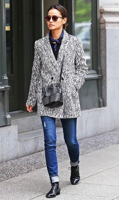 8 Office-Outfit Combinations That Always Look High-End via @WhoWhatWear