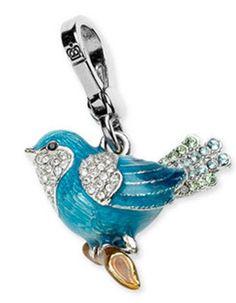 Juicy bird charm