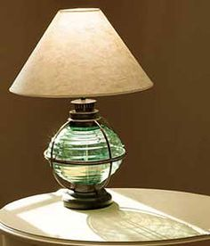 Glass Onion Lamp from Country Curtains $60. I know 60 dollars is a lot for a lamp, but man. I saw it in the catalog and instantly fell in love with it. I want it on my bedside table. Maybe it could be a birthday present! haha.