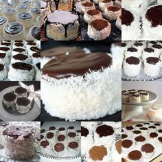 Lájk, ha Te is szereted! Hungarian Desserts, Hungarian Cake, Hungarian Recipes, Mini Christmas Cakes, Christmas Baking, No Bake Desserts, Dessert Recipes, Different Cakes, Dessert Drinks