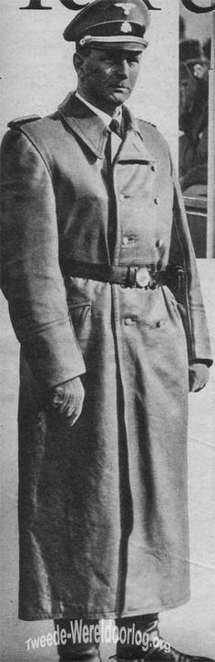 Johann Baptist Albin Rauter (Feb 4, 1895 – March 25, 1949) was a high-ranking Austrian (from 1939, German) Nazi war criminal. He was the highest SS and Police Leader in the Netherlands and the leading security and police officer during the period of 1940-1945. He reported directly to the Nazi SS-chief, Himmler, and in the second instance to the Nazi governor of the Netherlands, Arthur Seyss-Inquart. He was convicted in the Netherlands of crimes against humanity and executed by firing squad.