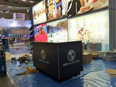 Geocollectors takes part in the Travel Fair in Helsinki. We are a part of the bigger Levi stand. Picture taken at the building stage of the Geocollectors mini stand. Not quite ready yet. Helsinki, Stage, Mini, Building, Pictures, Travel, Photos, Viajes, Buildings