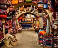 Exploring of Souks of Marrakech