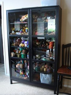 Yarn Cabinet