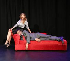'El diván rojo' de Fernando Gaitán se estrena en Casa E